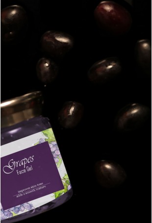 Grapes Face Gel