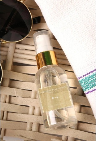 Hydrating Sandalwood Face Mist